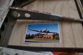 uiver-memorial-restoration-22-oct-2016-photo-showing-where-the-plane-had-been-displayed-at-the-albury-airport-entrance