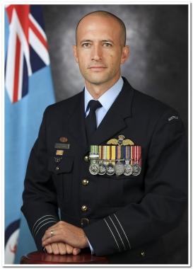 WGCDR David Titheridge, CO, 11SQN RAAF.jpg